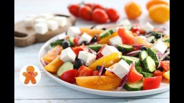 Ирина Хлебникова Греческий Салат ✧ Greek Salad