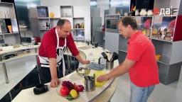 Как регулировать толщину нарезки картофеля мастер-класс от шеф-повара / Илья Лазерсон