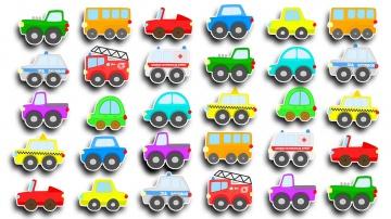 Машинки. Мультики про машинки. Строительные и Рабочие машины. Видео для детей