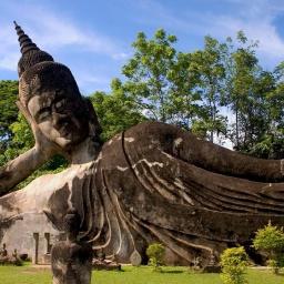 Лаос: Страна Миллиона слонов и белого зонта