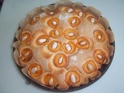 Пирог с абрикосами | Рецепт Маринкины Творинки