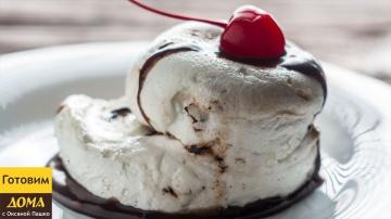 """Оксана Пашко -  Десерт за 30 секунд. Самый вкусный быстрый десерт в мире! """"Плавающий остров"""" в микро"""