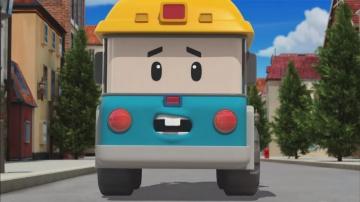 Робокар Поли - мультики про машинки - Перебегать Дорогу - опасно! - Правила Дорожного Движения