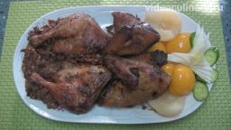 Утка тушённая по старинному рецепту от Видео Кулинарии
