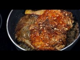 Жареный цыплёнок по-грузински (табака) от Ильи Лазерсона / Обед безбрачия