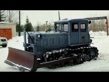 Трактор Т-74 фильм | Обзор, Ретро Тест-драйв, История создания | Pro Автомобили СССР. Иван Зенкевич