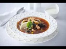 Как налить суп, не измазав бортики тарелки / от шеф-повара / Илья Лазерсон / Обед безбрачия