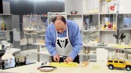 Как подают лимон к рыбе мастер-класс от шеф-повара / Илья Лазерсон / Обед безбрачия