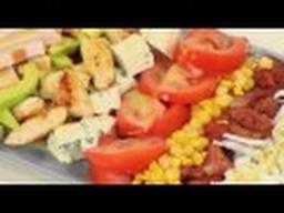 Кобб-салат рецепт от шеф-повара /    американская кухня