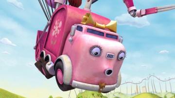 ТРАКТАУН  - День друзей - Мультфильмы про грузовые машины для детей