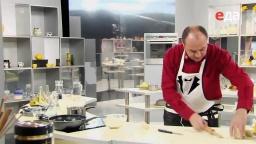 Как раскатать тесто на вареники 2-ой способ (из колбаски) от шеф-повара /