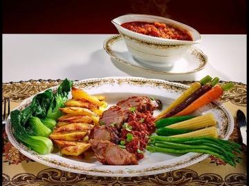 Сталик - Виндалу кебаб из свиной вырезки (повторная загрузка)