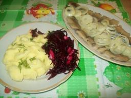 Светлана Чернова -  Часть 3-вкусный и очень полезный салат из свеклы