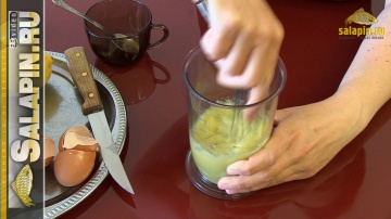 Домашний майонез для рыбных блюд и не только [salapinru]