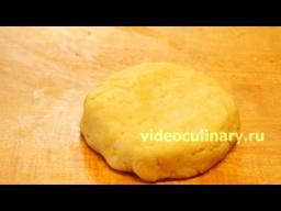Несладкое песочное тесто - Рецепт Бабушки Эммы