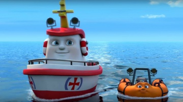 Мультики для детей - В поисках приключений - Кораблик Элаяс