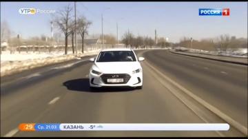 Новый Hyundai Elantra чемпионской серии.Тест драйв.Видео обзор.