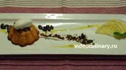 Пирожные из тыквы - Рецепт Бабушки Эммы