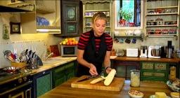 Юлия Высоцкая - Горячий бутерброд с тунцом, кукурузой и домашним майонезом