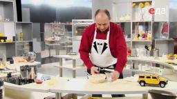 Что сделать с огурцом, чтобы салат не был слишком жидким мастер-класс от шеф-повара / Илья Лазерсон