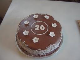 Шоколадный торт с вишней | Рецепт Маринкины Творинки