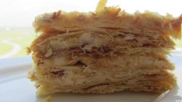 Позитивная Кухня ОЧЕНЬ вкусный НАПОЛЕОН ТОРТ Классический рецепт - Bánh kem Napoleon BÁNH NGÀN LỚP