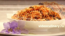 Салат из моркови с яблоками - Рецепт Бабушки Эммы