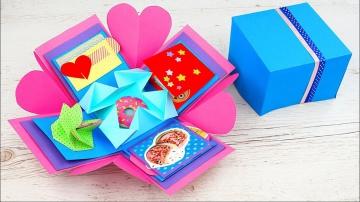 Трум Трум  5 подарков на День Святого Валентина своими руками