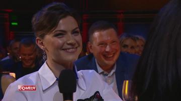 Светлана Федорова и Дмитрий Тростин в Comedy Club (01.06.2018)