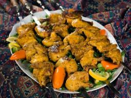 Шашлык из курицы по-Ирански | Рецепт Сталика Ханкишиева