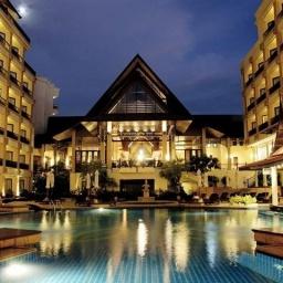 Тайланд: Паттайя:  Лучшие отели Паттайи 4 звезды