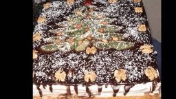 Торт на Новый год. Идеи из интернета.