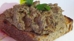 Как приготовить очень вкусный паштет(намазку) из баклажан | Рецепт Светланы Черновой