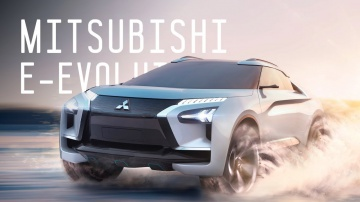 Mitsubishi E-Evolution | Дневники tms 2017
