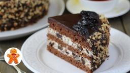 """Торт """"Чернослив в Шоколаде"""" ✧ Рекомендую!"""