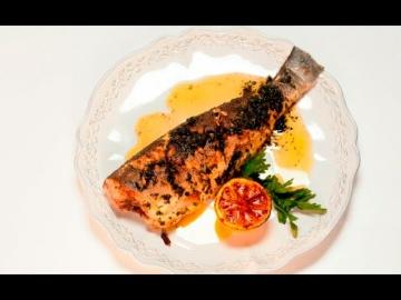 Лазерсон Принципы приготовления жареной рыбы
