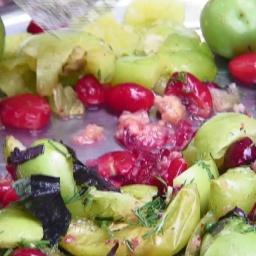 Сталик - Азербайджанский салат доймач