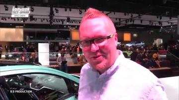 Opel Corsa 2015 - Большой тест-драйв - Парижский автосалон