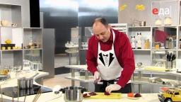"""Как нарезать овощи """"вслепую"""" и не обрезаться мастер-класс от шеф-повара / Илья Лазерсон"""
