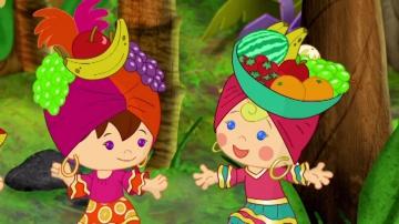 Мультфильмы для Детей - Волшебство Хлои - Прекрасная Пэтти