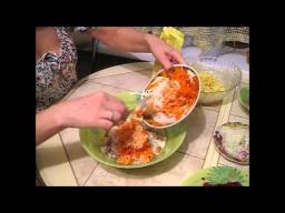 Ольга Уголок - Салат селедка под шубой Как вкусно приготовить селедку под шубой
