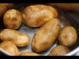 Как правильно мыть картошку мастер-класс от шеф-повара /  Илья Лазерсон / Обед безбрачия
