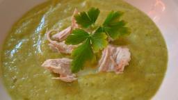 Ну, оОчень вкусный - Суп-пюре из Цветной Капусты и Спаржи! Видео рецепт