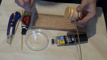 Изготовление безмотыльной удочки с фрикционом