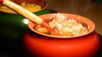 Очень вкусный Ужин без труда и хлопот! Жаркое из свинины с картошкой в Горшочках – простой рецепт!!!