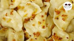 Видео -  ВАРЕНИКИ С КАРТОШКОЙ   мой любимый рецепт  Potato Dumplings