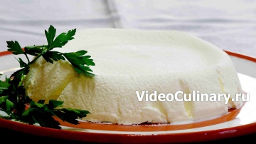 Сыр Маскарпоне за 5 минут - рецепт Бабушки Эммы