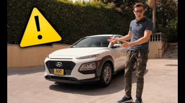 Этот Хендэ запретили в России! Hyundai Kona. Тест-драйв и обзор