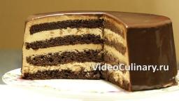 Торт Сникерс - коротко о главном. Анонс!