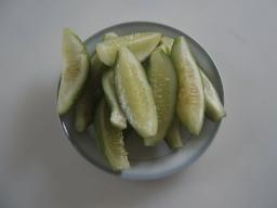 Малосольные огурцы | Рецепт Маринкины Творинки